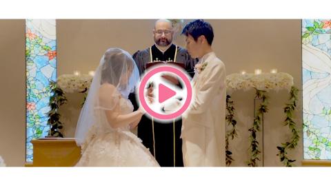 「結婚式っていいね。」長野ウェディング