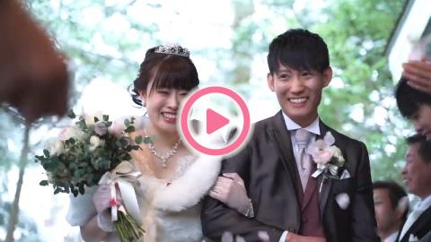 「結婚式っていいね。」軽井沢ウェディング