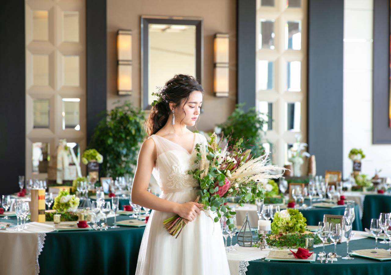 写真で残す結婚式・前撮り『フォトウェディング』